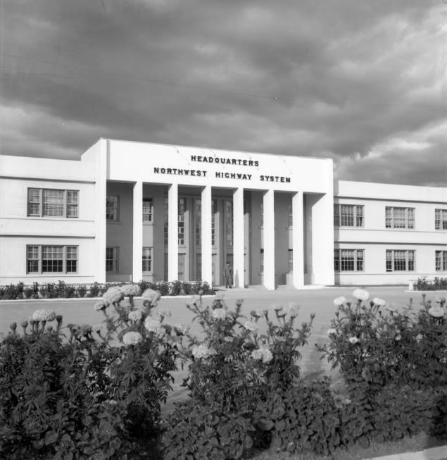 Building 200, ca early 1960s